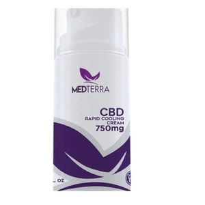 Medterra Rapid Cooling Hemp Cream